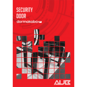 AUB_ Security door DORMAKABA-1